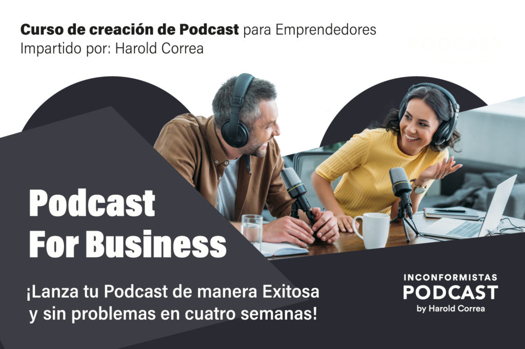 Podcast of business